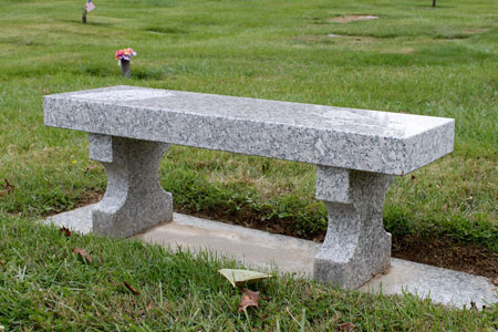 granite bench genuine natural htm p benches