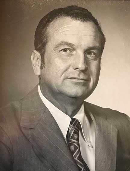"""George W. """"Jack"""" Tyrie Jr."""